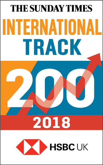 2018 International Track 200 logo