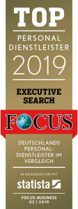 FOCUS Executive Search Award 2019
