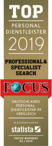 FOCUS Professional and Specialist Search Award